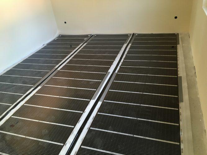 padlófűtés